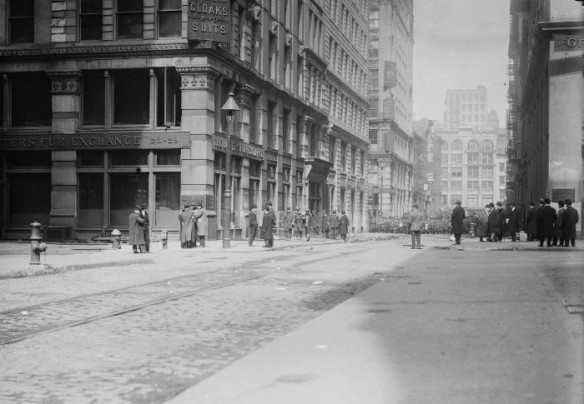 Asch Building (1911)Image courtesy of the Library of Congress