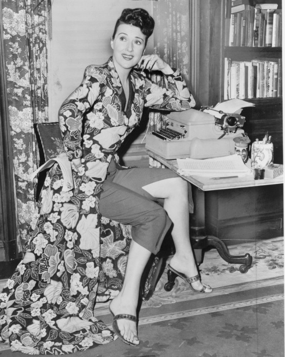 Gypsy Rose Lee (1956)Courtesy of The Library of Congress